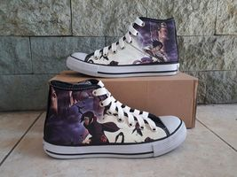 Anime Sneakers Anime Bleach High High Shoes dqgdR