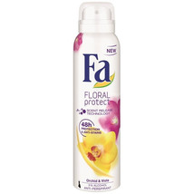 Fa Floral Protect: Orchid Violets Deodorant anti-perspirant Spray Fre Shipping - $9.41