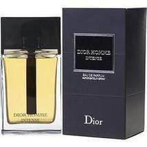 Christian Dior Homme Intense Cologne 5.0 Oz Eau De Parfum Spray image 4