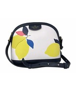 Kate Spade NY Sylvia Lemon Zest Crossbody Leather Purse - $165.33