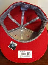 New Era 59Fifty Hat Kansas City Chiefs NFL 2017 On Field Sideline Fitted Hat!! image 6