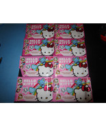 Upper Deck 2010 Hello Kitty World Adventures 8-8 Count Collectipaks - $9.79