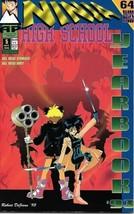 Ninja High School Yearbook Graphic Novel Comic #5 Antarctic 1993 NEW UNREAD VFN - $3.25
