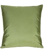 Pillow Decor - Sunbrella Peridot Green 20x20 Outdoor Pillow - $39.95