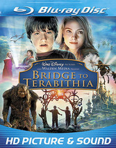Bridge To Terabithia (2006/Blu-Ray)