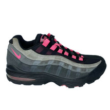 Nike Shoes Women's Size 8 or Youth Size 6.5Y Gray Pink Air Max '95 31083... - $55.78