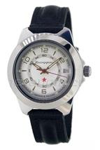 Vostok Komandirskie Military Russian Commander Watch 2416 / 641686 Auto - $62.92