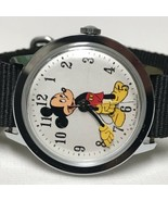 FULL SIZE 35mm Vintage Timex 1971 Mechanical Mickey Mouse Disney EXCELLE... - $173.25