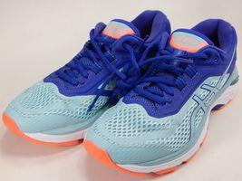 Asics GT 2000 v 6 Size US  6.5 M (B) EU 37.5 Women's Running Shoes Blue T855N image 3