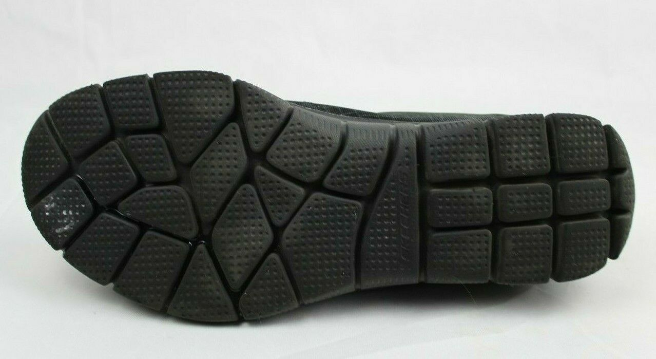 Skechers women's shoes relaxed fit air cooled memory foam black size US 9.5 image 8