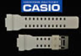 Casio Watch Band G-shock GA-100A G-8900A GR-8900A GW-8900A Shiny White Strap - $37.95