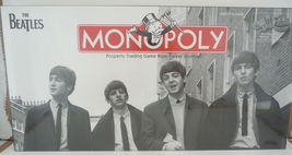 Monopoly The Beatles Collector's Edition Game - $49.95