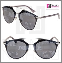 Christian Dior Reflected Silver Grey Silver J'adior Mirrored Sunglasses Pantos - $296.01