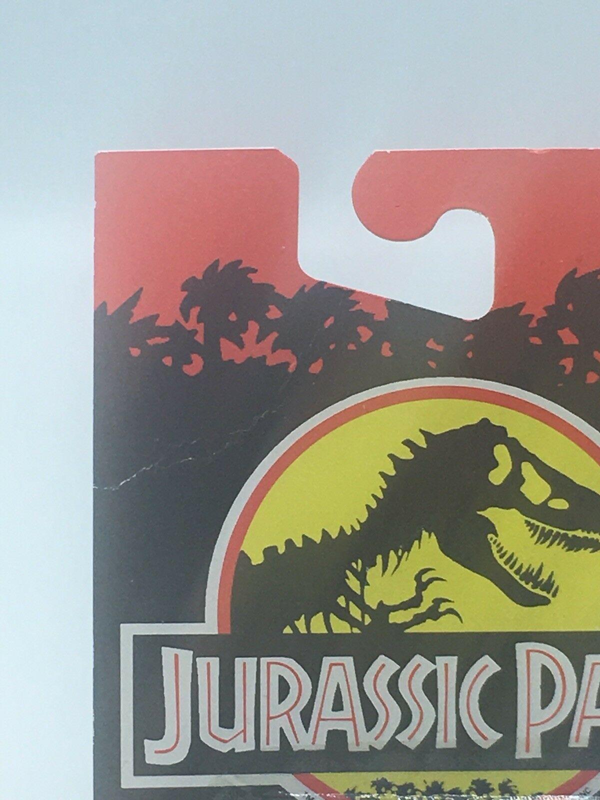 Jurassic Park Triceratops Enamel Pin 1992 Ace Novelty Dinosaur image 2