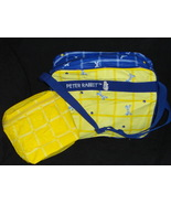 Peter Rabbit Diaper Bag and Matching Zip Pouch Enfamil Blue Preowned - $10.00