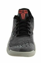 NEW Size 8.5 Nike Mamba Rage Kobe Bryant Black Red Men Shoe Sneaker 9089... - $59.39