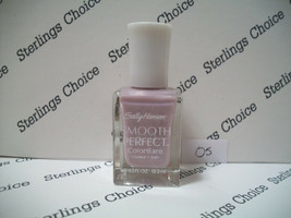 Sally Hansen Smooth and Perfect ColorCare Polish #05 Whisper - $6.80