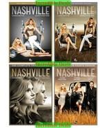 Nashville - The Complete Series Seasons 1 2 3 & 4 DVD New Sealed Set 1-4 - $38.00