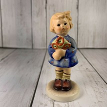 HUMMEL Goebel  #239A   Girl with a Nosegay  TMK 6  PRE-OWNED - $18.80