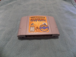 Duke Nukem 64 Zero Hour game cartridge only (Nintendo 64, 1997) - $14.95