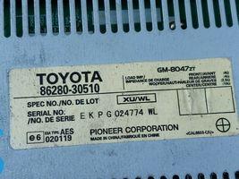 Lexus GS300 GS350 GS430 GS460 Pioneer Radio Stereo Amp GM-8047zt 86280-30510 image 4