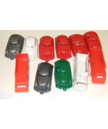 1950's Vintage Car Cake Toppers  (Lot of 19) - $10.00