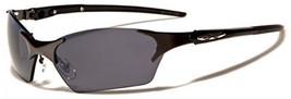 X-Loop Men's Rimless Metal Frame Sports Sunglasses - $22.88