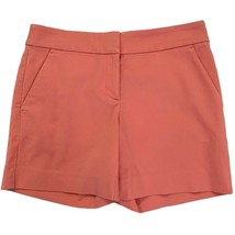 Ann Taylor LOFT The Riviera Womens Sunset Pink Shorts Sz 00 - $11.88