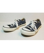 Converse Chuck Taylor All Star Blue Low Top Sneakers Shoes Women Size 7 ... - $22.99