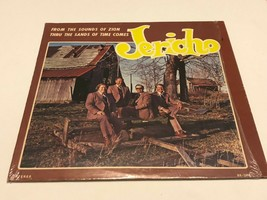 33 Record : Jericho : From the sounds of zion thru the sands of time comes - $20.00