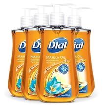 Dial Liquid Hand Soap, Marula Oil, 7.5 Ounce Pack of 4 - $17.72
