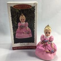 Keepsake Hallmark Madame Alexander Cinderella 1995 Christmas Ornament NE... - $5.91