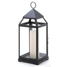 Large Contemporary Candle Lantern 10013347 - $45.82