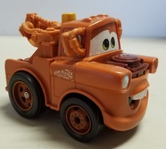 DISNEY PIXAR CARS TOW MATER TALKING TOW TRUCK - $14.00