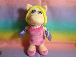 Disney Posh Paws International The Muppets Miss Piggy Mini Plush Toy - $7.87