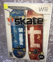 Skate It (Nintendo Wii, 2008) ==FAST FREE SHIPPING== - $7.05
