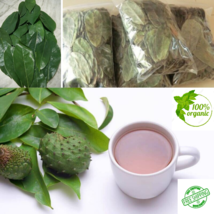 100% Organic -  Dried Soursop Leaves/Guanabana/Graviola From Sri Lanka - $1.95+