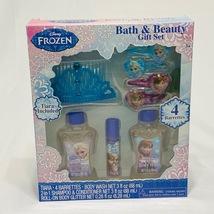 Disney Frozen, Bath & Beauty Set, as pictured - $18.00
