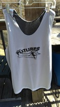 Youth sleeveless jersey size M by A4 #48 The Future girls - $12.95