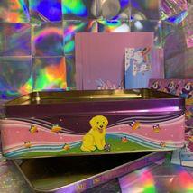 Lisa Frank Stationery Tin Markie Imagionationery Heels Roses Notecards Party  image 7