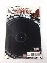Doctor Strange #9 August 2016, Marvel Comic - $6.92