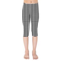 Houndstooth Girls Capri Leggings - $35.99+