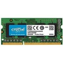 Crucial Technology CT102472BF160B.18FP 8GB DDR3L-1600 SODIMM Memory Module - $111.00