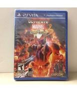 Ultimate Marvel vs. Capcom 3 (Sony PlayStation Vita, PS Vita) Brand New ... - $58.04
