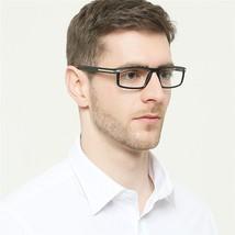 Reading Glasses Men Square Frame Classic Reader Eyeglasses High Quality - $6.57