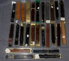 100+ Vintage Wrist Watch Straps Never Used - As A Lot - $202.95