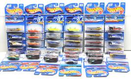 39 pc Hot Wheels Ford Die Cast Car Lot Solar+Outsiders+Alien+XT-3 Mattel NOC - $48.61