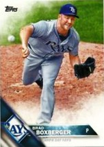 2016 Brad Boxberger #417 Baseball Card - $1.19