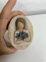 Willow Tree Thank You Keepsake Box Susan Lordi Demdaco 26615 - $12.19