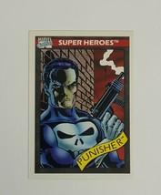 Marvel Universe 1990 Series 1 47 Punisher Trading Card  - $1.97